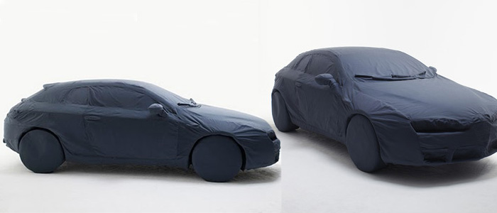 The dress code for cars - COVERS