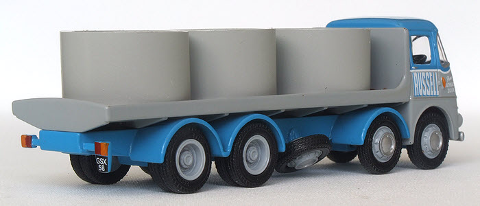 Types of lorries you see in everyday life
